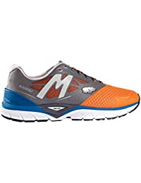 KARHU Zapatillas de Running de Material Sintético Para Hombre Varios Colores Charcoal/MykonosBlue, Hombre, Charcoal/Mykonos, 41.5