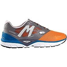 Karhu - Zapatillas de running de Material Sintético para hombre Varios Colores Charcoal/MykonosBlue, Hombre, CHARCOAL/MYKONOS, 43.5