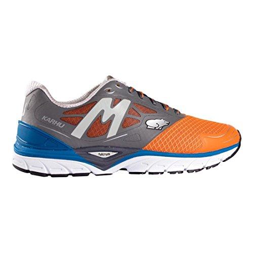 Karhu , Chaussures de course pour homme Multicolore Charcoal/MykonosBlue CHARCOAL/MYKONOS