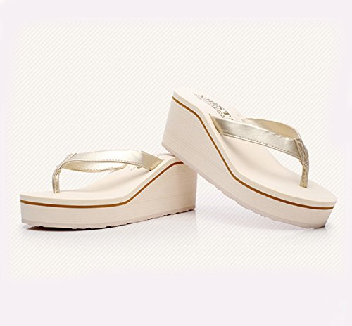 XTIAN - Infradito Donna Beige