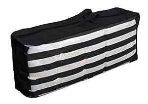 schutzh lle tragetasche f r 4 auflagen sitzpolster gartenstuhl klappsessel. Black Bedroom Furniture Sets. Home Design Ideas