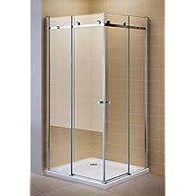 Suchergebnis auf Amazon.de für: duschkabine 75x75 pendeltür
