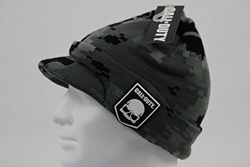 Call of Duty camouflage Beanie (Beanie Call Of Duty)