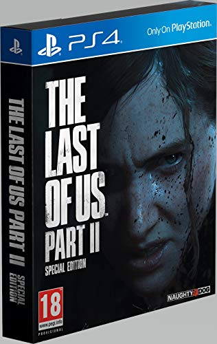 The Last of Us Parte II Special Edition - Special - PlayStation 4
