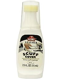 KIWI - Scuff Magic Shoe Polish White - 2.4 fl. oz. (73 ml)