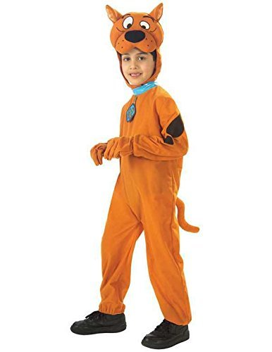 Scooby Doo Box Kostüm Karneval Fasching Verkleidung Kinder (Scooby Doo Kinder Kostüme Für)