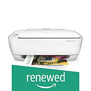 (Renewed) HP DeskJet 3636 All-in-One Ink Advantage Wireless Colour Printer