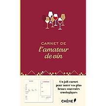 Carnet de l'amateur de vin