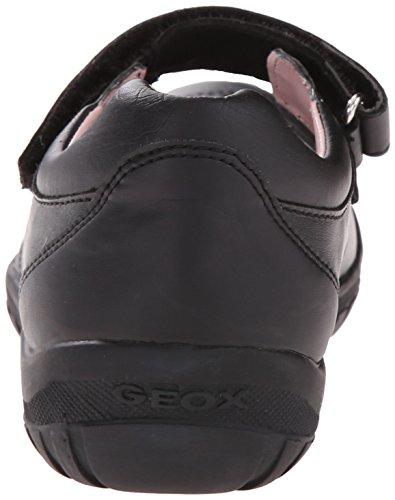 Geox Shadow B, Ballerines Fille Noir (C9999)