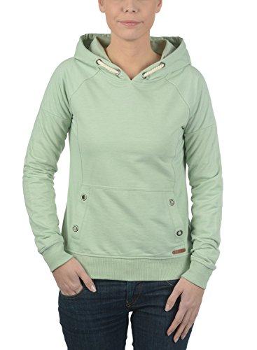 DESIRES Sandy - Hoodie - Femme Frosty Green Melange (3550M)