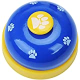 Pets Empire Pet Training Bells Desk Bell Call Bell for Dog Cat Potty Training and Communication Device Pet Interactive Toys-1 Piece Color May Vary