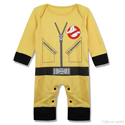 Ghostbusters Movie Baby Toddler Costume in four sizes