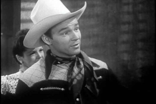 Cowboy Western Kidnapping Film: South of Santa Fe (1942) [DVD] Featuring Roy Rogers, Paul Fix, Judy Clark and the Sons of the Pioneers.