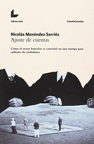 AJUSTE DE CUENTAS (Colección CuentaCuentas) por Nicolás Menéndez Sarriés