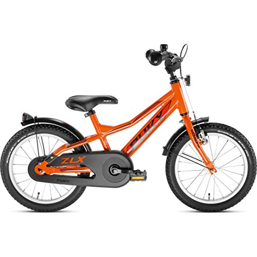 Puky 4372 - ZLX 18-1 Alu - Kinderfahrrad orange