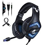 Best Xbox 360 Gaming Headsets - Qingta Gaming Headset K1, 3.5mm Stereo Sound Comfortable Review