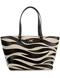 4e5e475c0c Roberto Cavalli Class Meryl Shopper Bag Leather 30 cm