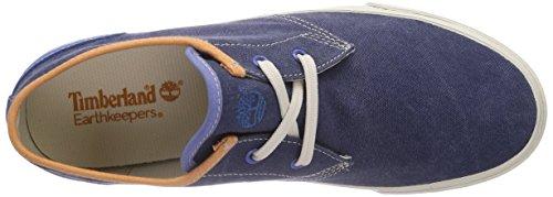 Timberland C982, Baskets mode homme Bleu (Navy)