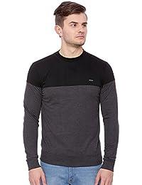 Proline Mens Charcoal Marl Sweat Shirt(PC13042RCML)
