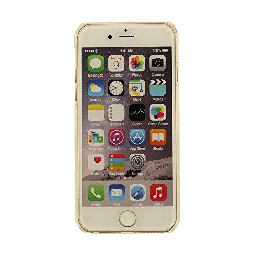 Haute Transparence Cristal Clair Protective Cover Case Coque pour Apple iPhone 6 Plus 6S Plus 5.5