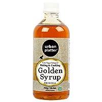 Urban Platter Original Golden Syrup, 750g / 26.4oz [Cane Sugar Syrup, Premium Quality, Honey Substitute]