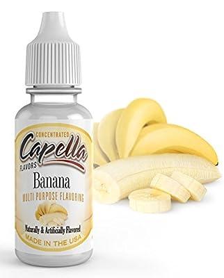 Capella - Banana - Capella Aroma 13ml von Capella