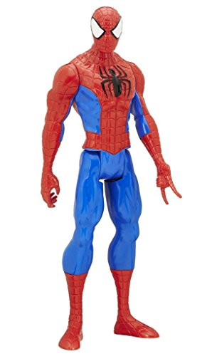 Hasbro Spider-Man B5753EU4 - Titan Hero Figur, (Anzüge Spiderman Ultimate)