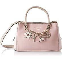 a6bf0f0340c34 Suchergebnis auf Amazon.de für  guess tasche rosa - Mehrfarbig