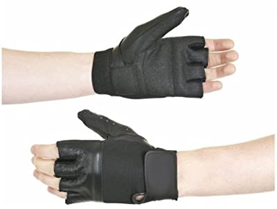 Wet Weather Waterproof Fingerless Wheelchair Cycling Bicycle Gloves