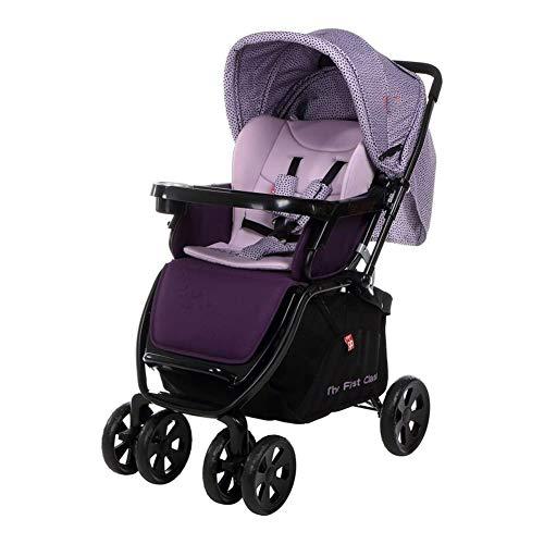 ALIFE Kinderwagen Leichtgewicht Von Geburt an Falten Kinderwagen Kinderreisebuggy Reha-Buggys,D