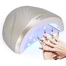 UVLED Lámpara de Uñas LED Secador de Uñas UV 48W Máquina de Uñas Arte Herramientas de