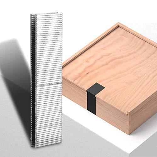 2040 stücke Nagel Schwere Heftklammern U-Typ für Elektrische und Druckluft Tacker 440K 440KB Fix bild möbel rahmen(438K 2040) -