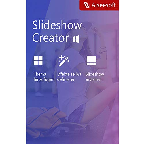 Exe Creator (Slideshow Creator Windows Vollversion (Product Keycard ohne Datenträger))