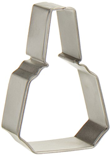 Nail Polish Bottle Shaped 2.75 Inch Cookie Cutter