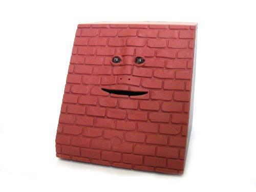 Namco Face Bank Brick Design Knabbereien Spardose