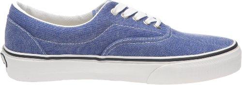Vans Era, Unisex - Erwachsene Sneaker Blau (Bleu (Distressed Cl))