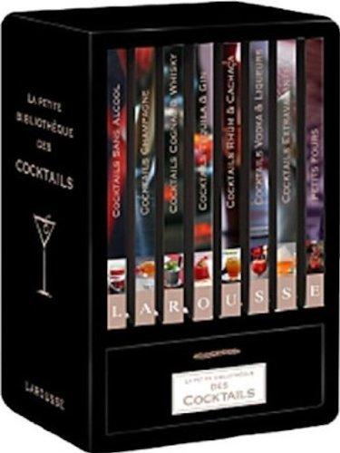 La petite bibliothèque des cocktails par Sandrine Houdré-Grégoire