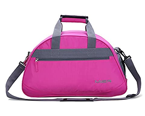 MIER Half Dome Gym Sac de sport Week-end Voyage Holdall