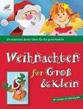 Bastelbuch Weihnachten für