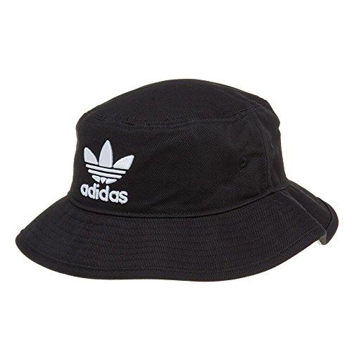 adidas Herren Bucket Hat AC Hut, Schwarz, OSFM