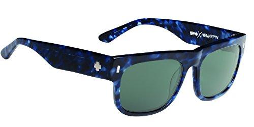 Spy Sonnenbrillen HENNEPIN Navy Camo Tort-Happy Grey Green