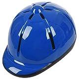 XZANTE Ninos Ajustable Sombrero de Equitacion/Casco Protector de Cabeza - Azul