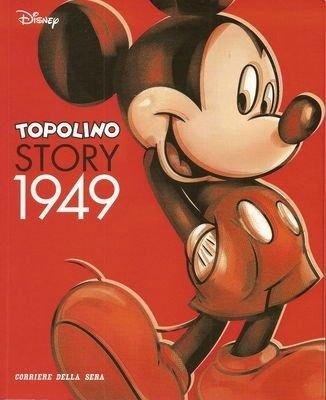 Topolino Story 1949 Corriere della Sera Disney