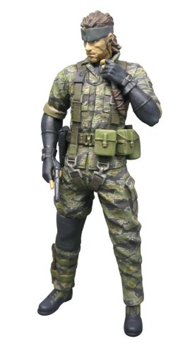 Metal Gear Solid Collection Vol. 2 Udf Figure - Naked Snake Tiger Camo