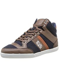 Jim Rickey Carve Mid Melton Wool, Baskets mode homme