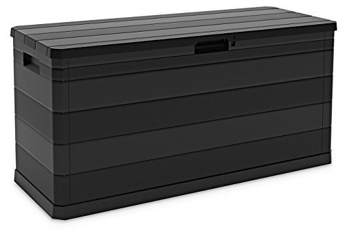 Toomax Z165R041 Baule Multibox Elegance Line 117X45X56 Nero 45x117x56