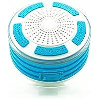 Haut Parleur De Douche Bluetooth Vikylin IP67 étanche Sans Fil De Douche  Radios 4.0 Pour Piscine Avec Son HD Et Super Bass, Micro Intégré, ...