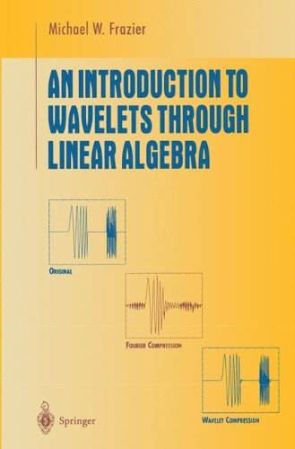 An Introduction to Wavelets Through Linear Algebra (Undergraduate Texts in Mathematics)