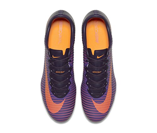 Nike 831941-585, Chaussures de Football Homme Violet