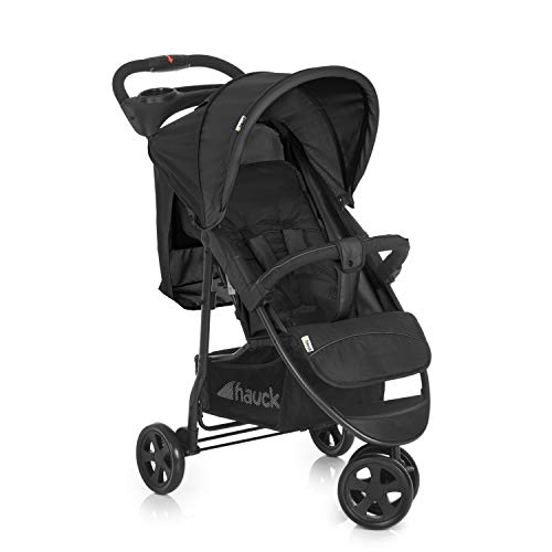 Hauck Citi Neo II buggy/tricycle, avec position inclinée,...